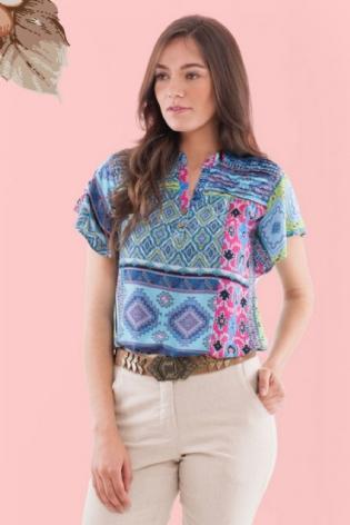 Camisa Flora
